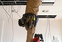 電気工事画像